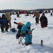 Women's Ice Fishing Bibs