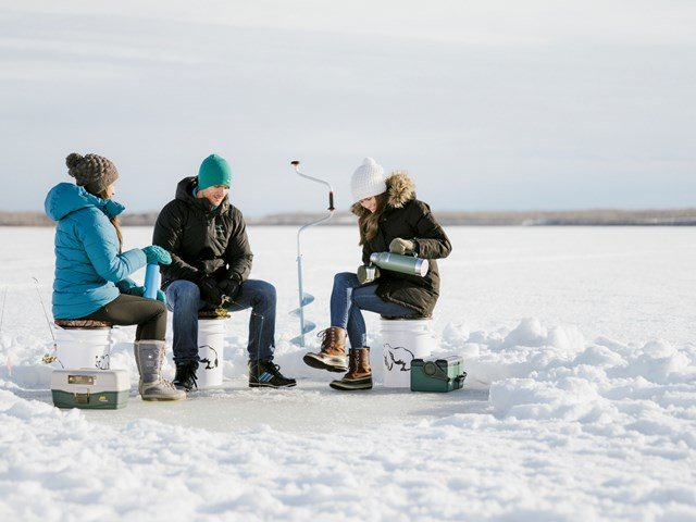 Best Ice Fishing Boots 2018 2019 Best Trout Lures